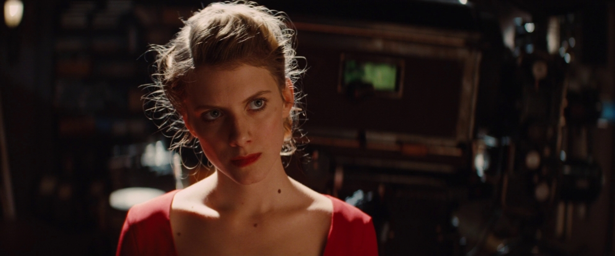 Lady Cosplay - Shosanna Dreyfus from Inglourious Basterds
