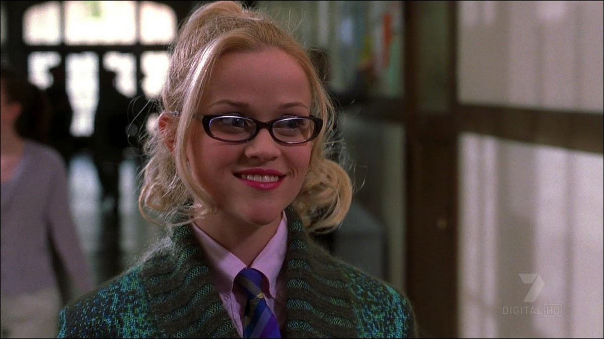 Lady Halloween Cosplay - Elle Woods from Legally Blonde