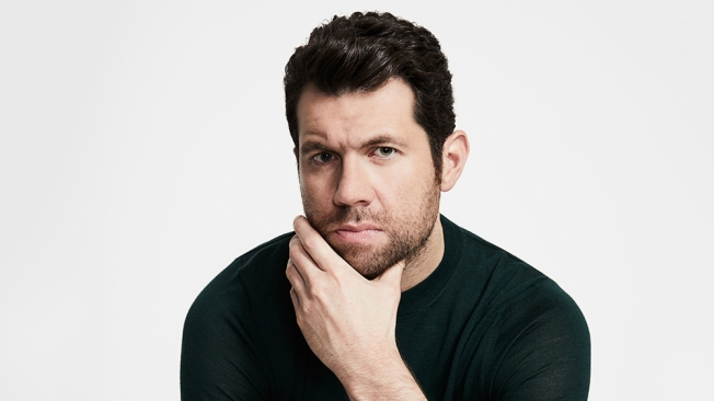 Portrait of Billy Eichner